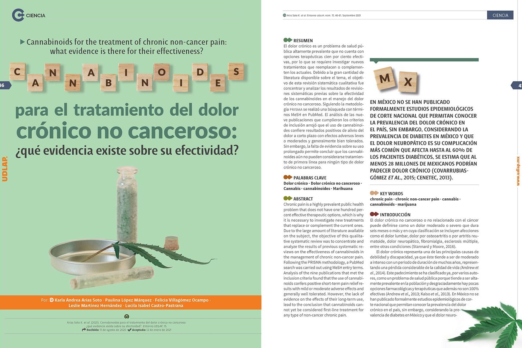 cannabinoides-tratamiento-dolor-cronico-no-canceroso-Entorno-UDLAP