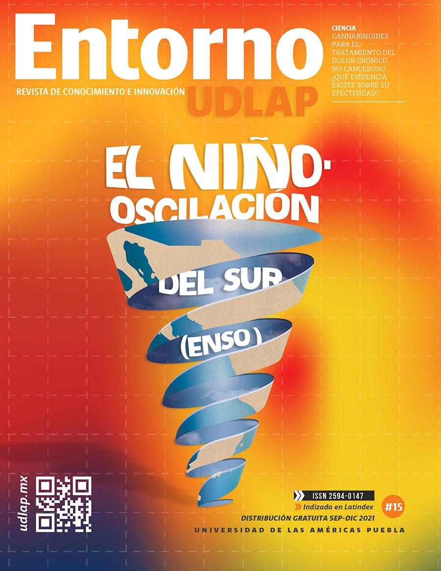 revista-Entorno-15-UDLAP portada